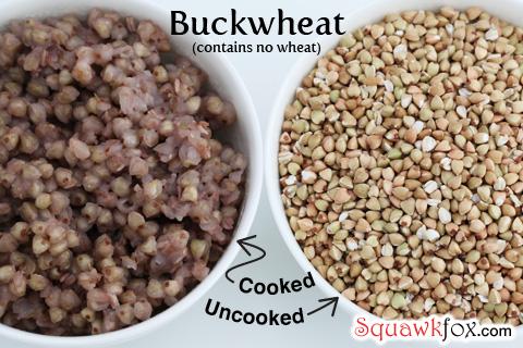 cooking buckwheat groats