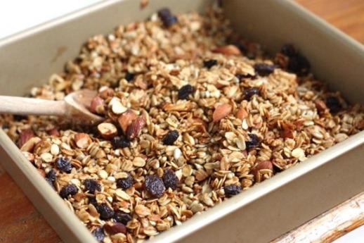 buckwheat granolar bar recipe 1