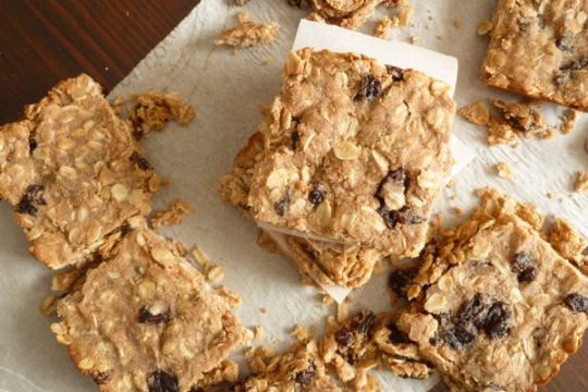 buckwheat granolar bar recipe 2