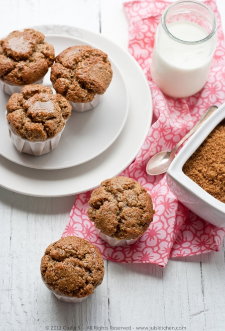 buckwheat flour breakfast muffins