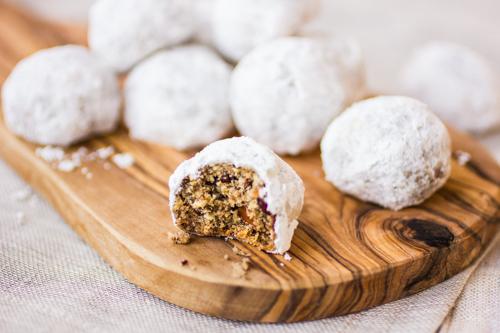 buckwheat cacao nib snowball cookies-12 _ www.bojongourmet.com