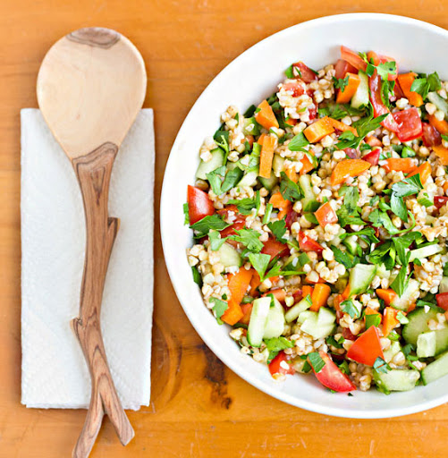 Buckwheat Tabbouleh 1 from a-bicycle-built-for-two.blogspot.sg
