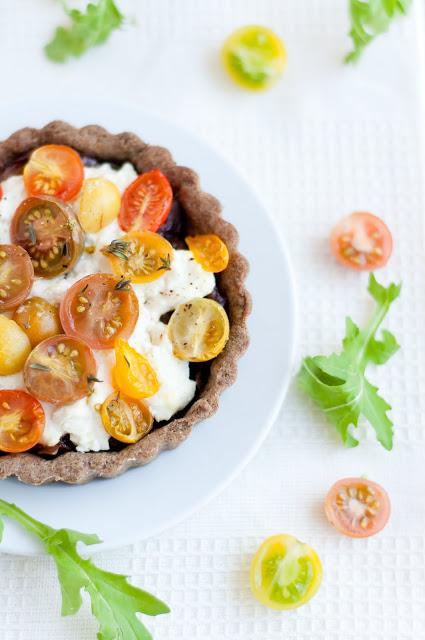 buckwheat tart 2 from www.dessertsforbreakfast.com