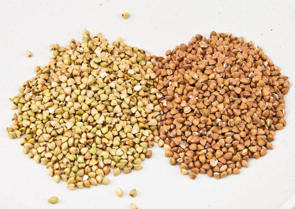 Buckwheat (1/4)