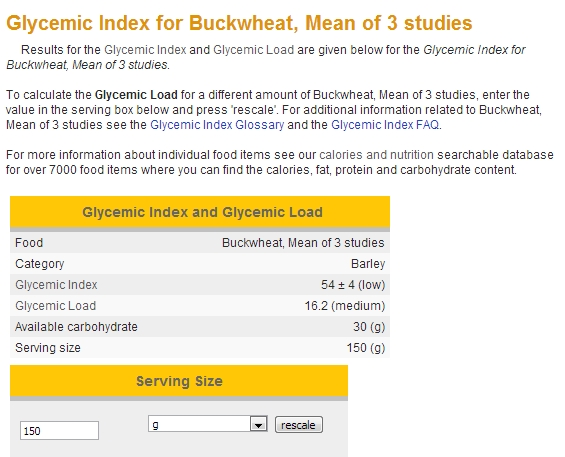 Buckwheat (3/4)