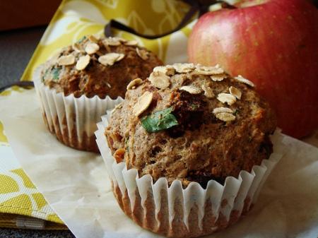 Fig & Bacon Buckwheat Muffin wscwong.typepad.com