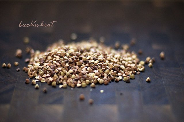 Buckwheat Groats from greensandseeds.com