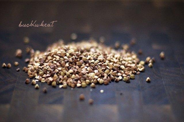 Buckwheat Groats from greensandseeds.com