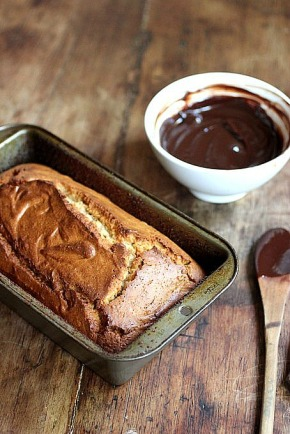 Peanut Butter Buckwheat Bread from vintagekitchennotes.com