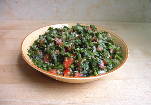 Buckwheat Groats Tabouli