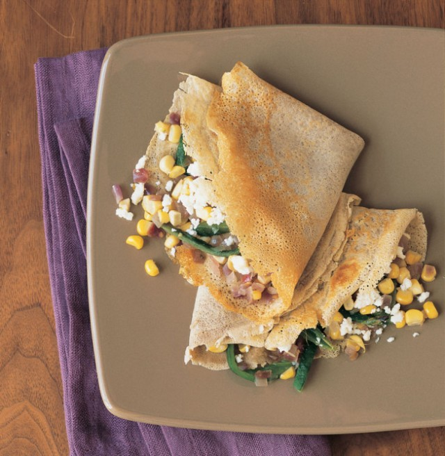 Buckwheat-Crepes-with-Corn-and-Roasted-Poblano-Chiles