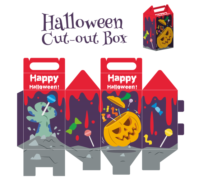halloween cut out box 1