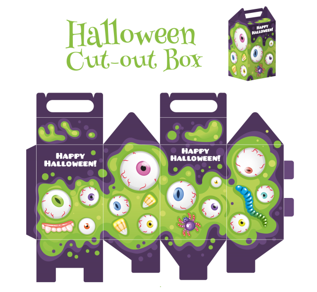 halloween cut out box 2