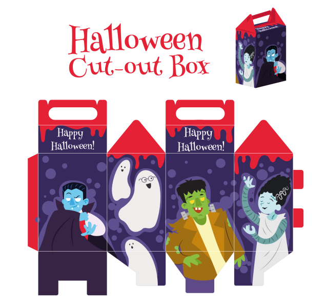 halloween cut out box 3