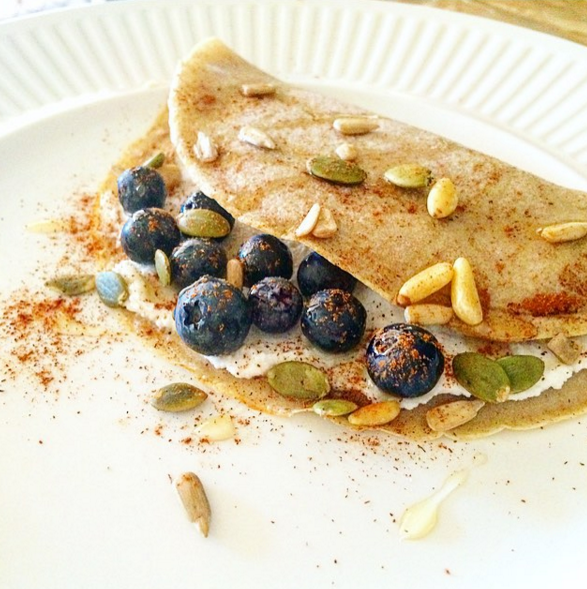 Simply Delicious Buckwheat Crêpes Recipes! (2/6)